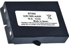 IKUSI BT06K 4,8V 600 mAh Battery Turkey