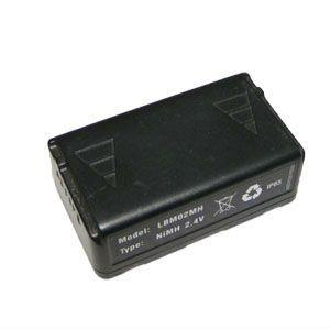 Autec LBM02MH 2.4V 1600 mAh Nİ-MH  Battery Turkey